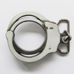 "Пряжка на ремень ""3D-наручники"""