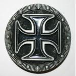 """Пряжка на ремень """"Железный крест"""""""