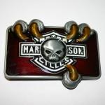 """Пряжка на ремень """"Harley Davidson"""""""