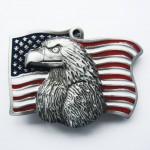 """Пряжка """"Американский орел"""""""