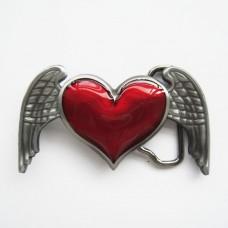 Пряжка «Сердце Ангела»