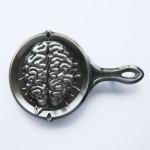 Пряжка «Жареные Мозги»