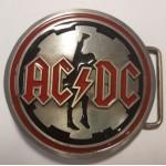 """Пряжка на ремень """"AC/DC"""""""