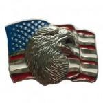 """Пряжка на ремень """"Американский орел"""""""