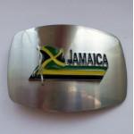 """Пряжка на ремень """"Ямайка"""""""