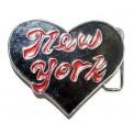 """Пряжка на ремень """"Нью-Йорк"""""""