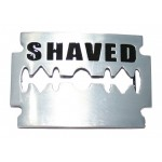 """Пряжка на ремень """"Shaved"""""""