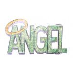 """Пряжка на ремень """"Ангел"""""""