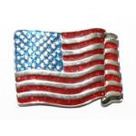 "Пряжка на ремень ""Флаг США"""